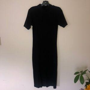 Ribbon Midi Dress